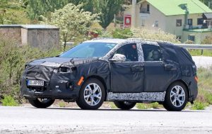 2018 Opel Antara and 2018 Chevy Equinox