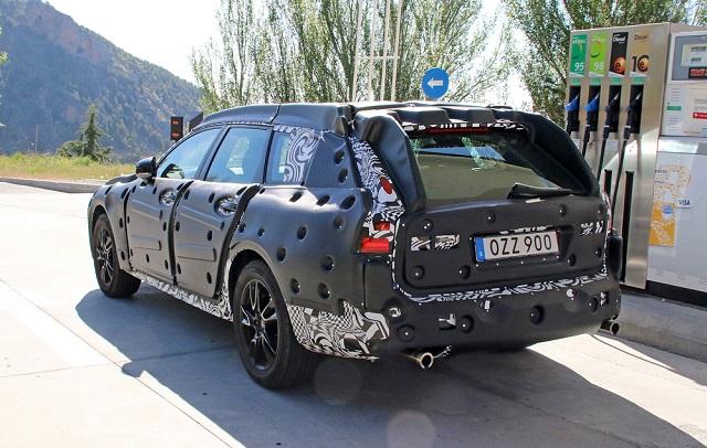2018 volvo wagon. plain 2018 2018 volvo v90 cross country throughout volvo wagon