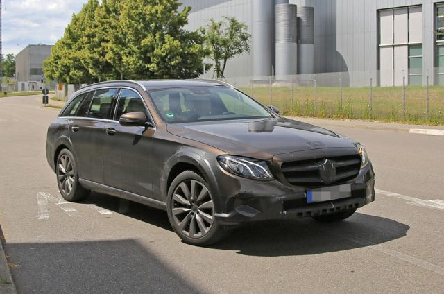 2017 Mercedes-Benz E-Class All Terrain