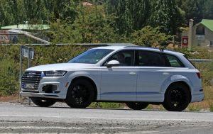 2018 Audi Q8 spy