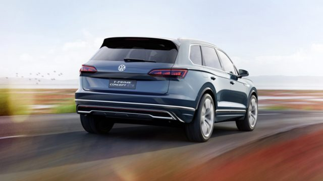 2018 VW Touareg Will Debut At 2016 Frankfurt Motor Show | SUVs ...