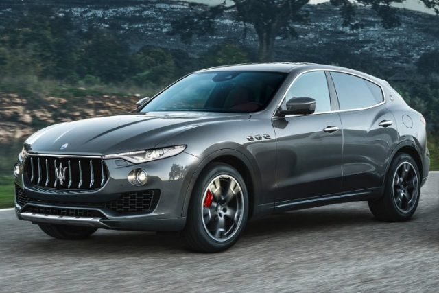 2018 Maserati Levante Review Price >> 2018 Maserati Levante | Motavera.com