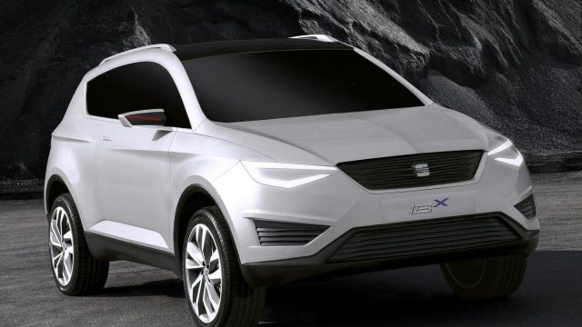 2018 Seat Subcompact Crossover