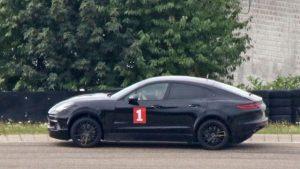 2019 Porsche Cayenne Coupe