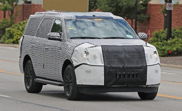2018 lincoln navigator spy shots. interesting lincoln 2018lincolnnavigator inside 2018 lincoln navigator spy shots