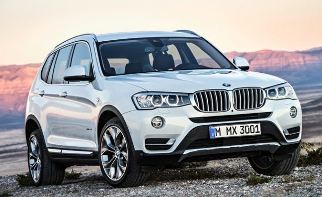 2019 BMW X3 EV