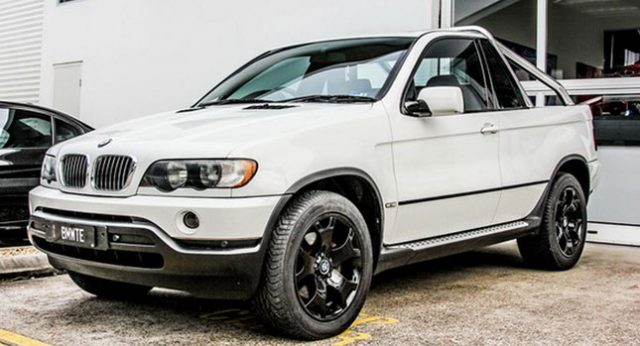 Bmw Pickup Truck >> Bmw Pickup Truck Is Coming In Two Years Suvs Trucks