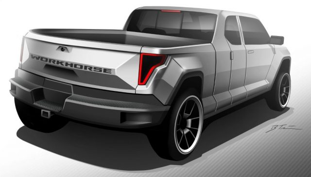 2019 workhorse w 15 will be the new electric pickup truck suvs trucks. Black Bedroom Furniture Sets. Home Design Ideas