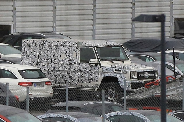 2018-mercedes-benz-g-class-pickup-truck-spy