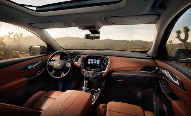 2018-chevrolet-traverse-interior-redesign