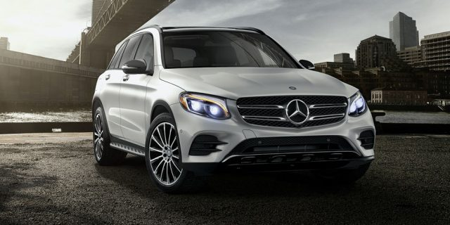 2018 Mercedes-Benz GLC350 plug-in hybrid