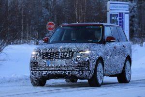 2018 Range Rover refresh