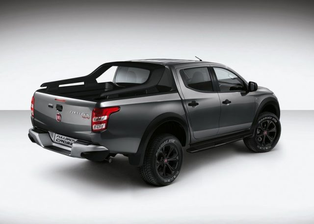 2017 Fiat Fullback Cross