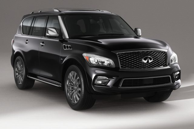 2019 Infiniti Q80 >> 2019 Infiniti QX80 Gets Redesigned Body and New Platform | SUVs & Trucks