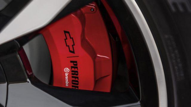2018 Chevrolet Tahoe RST brakes