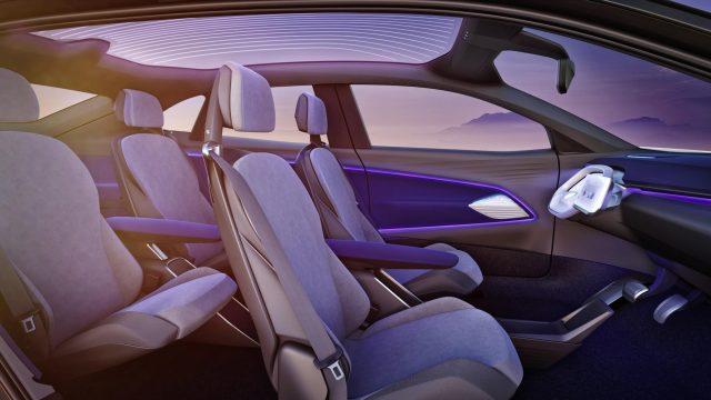 Volkswagen ID Crozz electric SUV concept