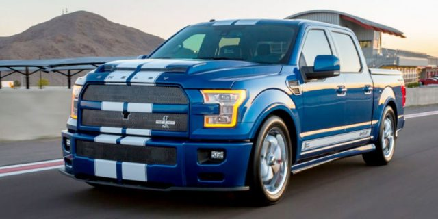 2017 ford shelby f 150 super snake 750 hp costs 96 880 suvs trucks. Black Bedroom Furniture Sets. Home Design Ideas