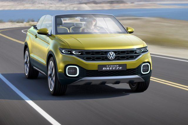 2018 Volkswagen T-Cross Breeze