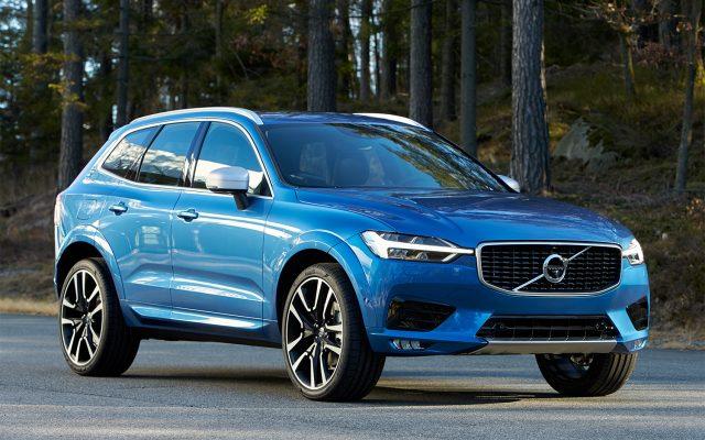 2018 Volvo XC60 price