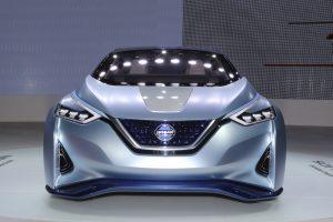 2019 Nissan SUV EV