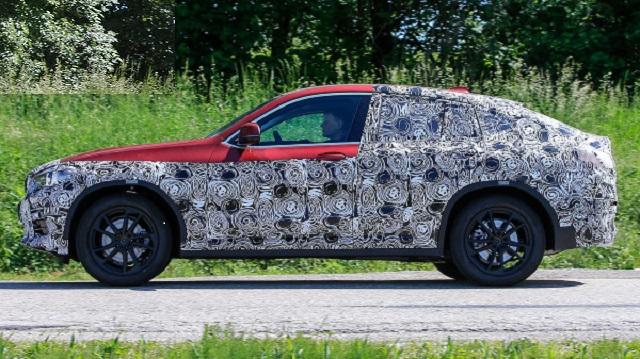 2019 BMW X4 sspy