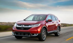 2018 Honda CR-V 3-row