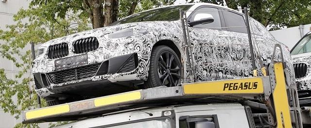2018 BMW X2 M