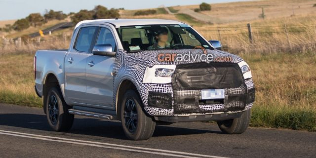 2019 Ford Ranger Raptor Spied in Australia: What's that under the hood? | SUVs & Trucks