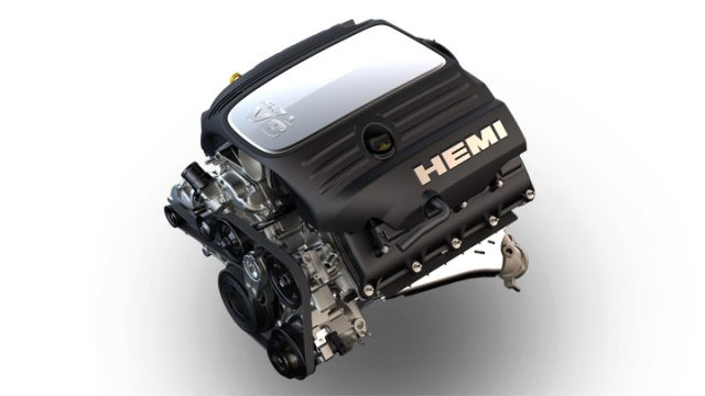 5.7-liter HEMI-V8