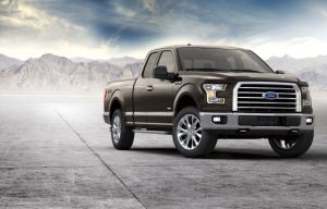 Electric Ford F-150