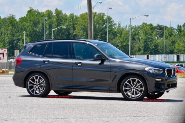 2018-BMW-X3-M-Sport