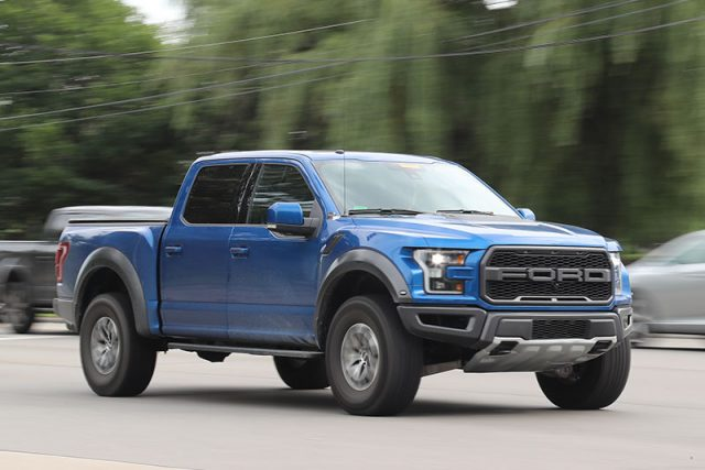 2018 Ford F-150 Raptor refresh