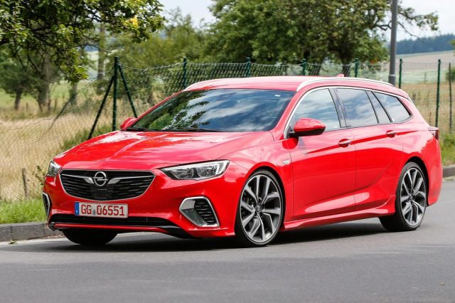 2018 Opel Insignia Sports Tourer GSi