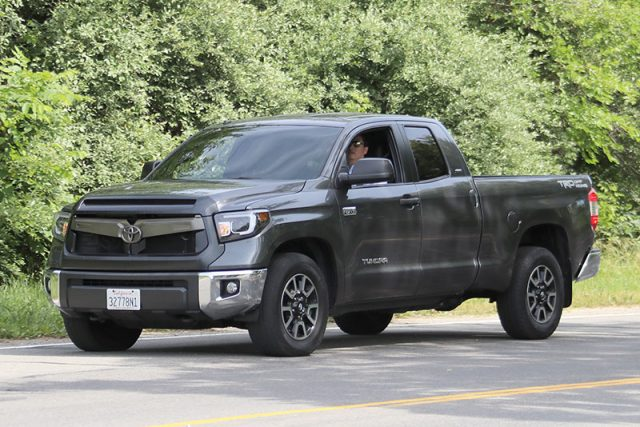 2018 Toyota Tundra Gets Camry Grille | SUVs & Trucks