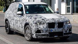 2019 BMW X5 M spy