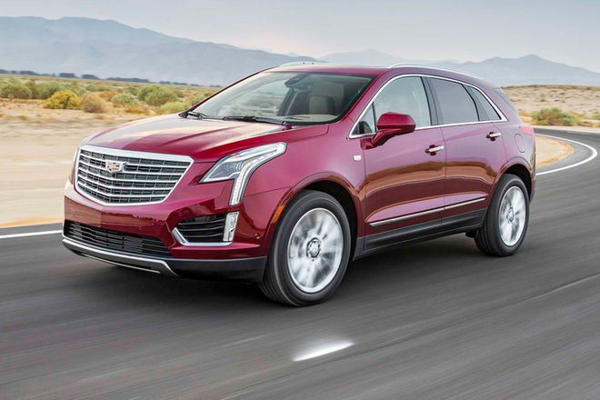 2019 Cadillac Xt6 Will Be The Name Of A New Three Row Crossover