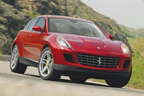 2020 Ferrari F16x Suv Styling Platform Engine And Price Details Suvs Trucks