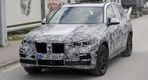 2018 BMW X5 headlights