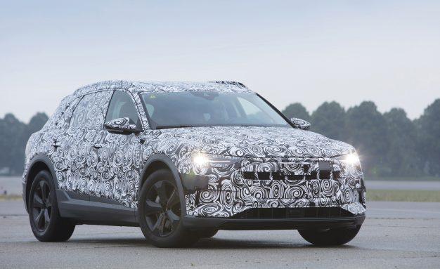 2019 Audi E-Tron Quatro