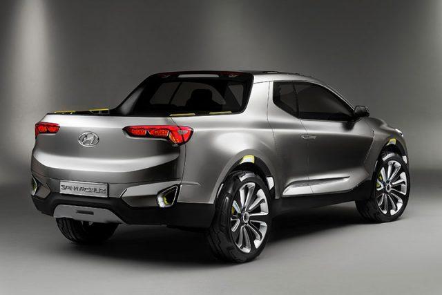 2019 Hyundai Santa Cruz