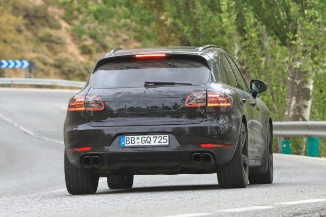 2019 Porsche Macan update
