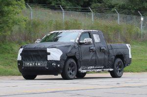 Spy Shots: Trucktrend.com
