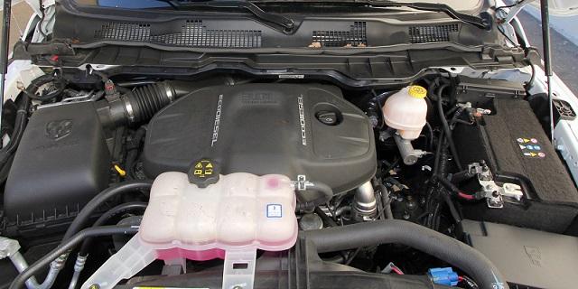 3.0-liter EcoDiesel