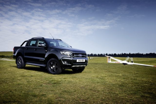 2018 Ford Ranger Black Edition