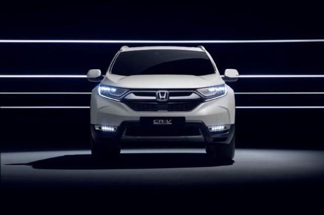 2018 Honda CR-V Hybrid