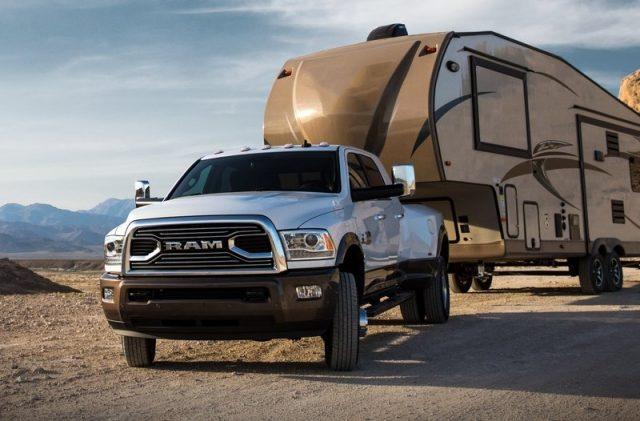 2018 Ram 3500HD Diesel