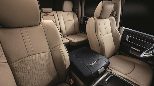 2018 Ram Limited Tungsten Edition interior