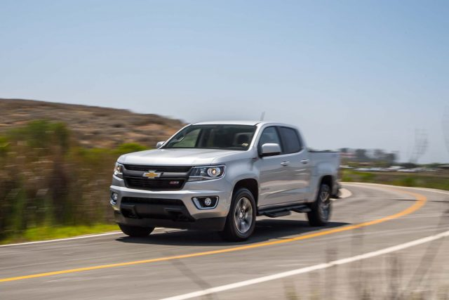 2019 Chevrolet Colorado Will Feature Refreshed Design New