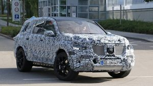 2019 Mercedes-Benz GLS redesign