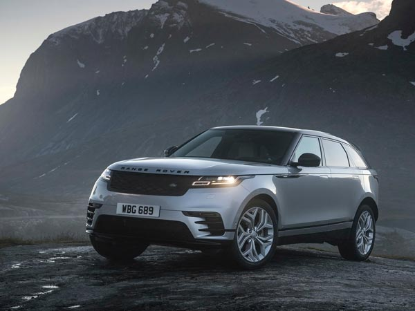 2020 Range Rover Road Rover